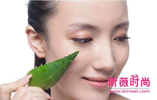 芦荟胶的功效与作用及使用误区 小心皮肤瘙痒过敏