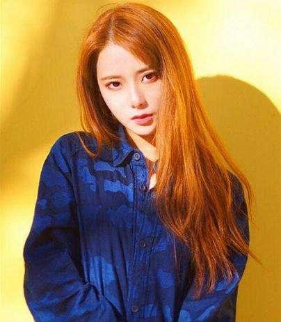 韩式甜美发型图片:简单洋气的发型别有风情