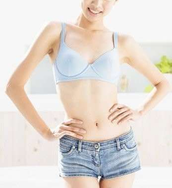 8种快速瘦腰按摩手法:胖MM变身火辣小蛮腰
