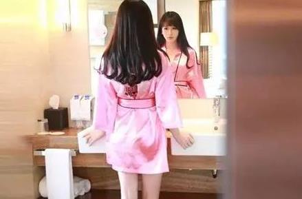 一女子住酒店被拍:教你妙招杜绝被偷拍(图)