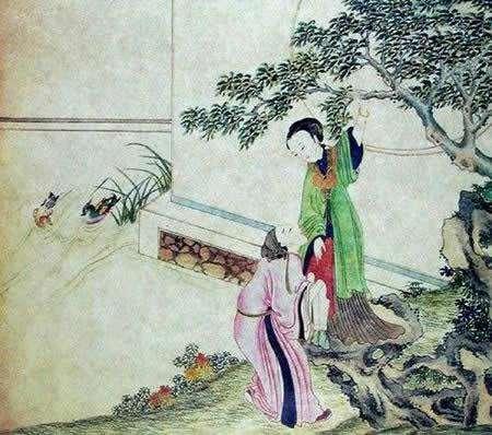 古代春宫图竟有三个用途:不知道的来了解(图)