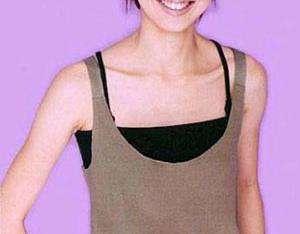 美女胸部图片从A罩杯到N罩杯看个够【真人演示图解】
