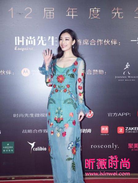 冯绍峰新欢旧爱撞衫 林允倪妮谁更会穿搭?