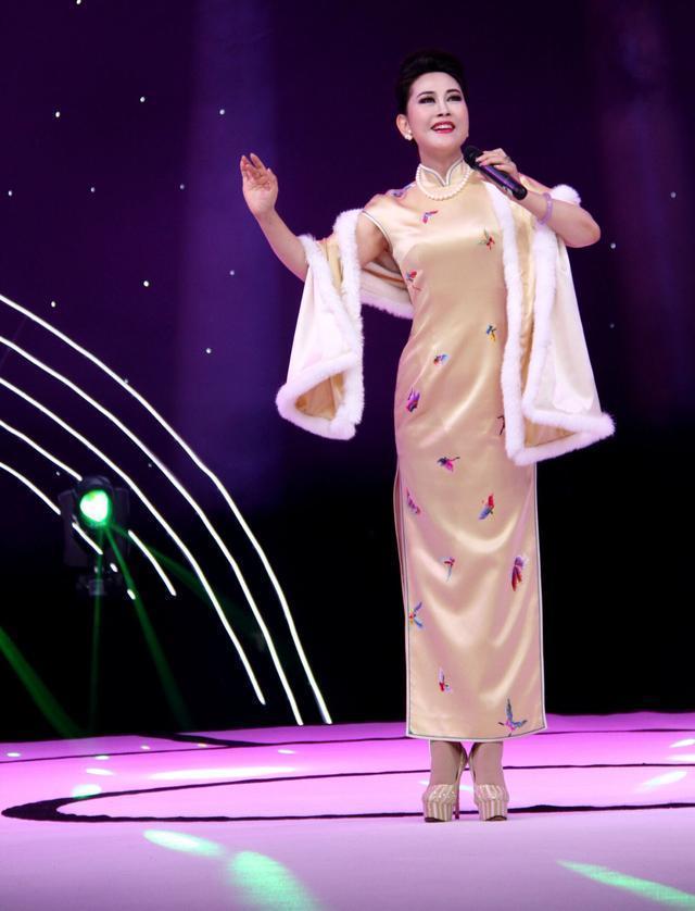 """杜春梅""""梅香中华暗香淑影""""独唱音乐会在北京举办"""