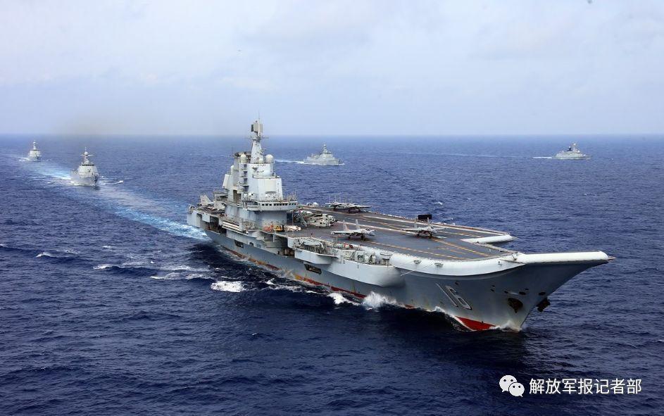 外媒称中国辽宁舰将卖给巴基斯坦 专家:谣言!