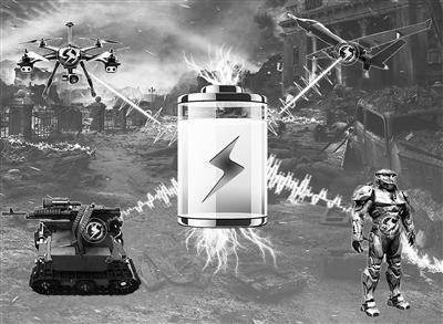 """燃料电池:信息化战场""""新能源"""""""