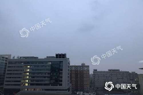 北京今迎小雪降温超6℃ 明晚到后天还将有雪