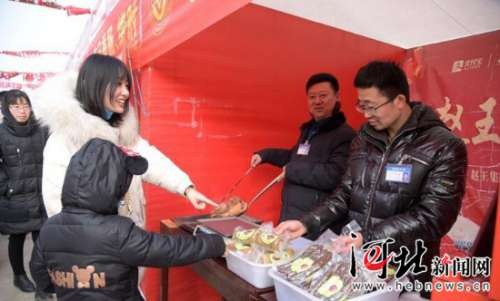 广平县春节旅游市场火爆启示多
