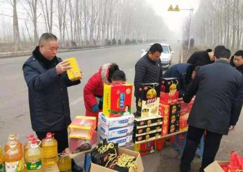 """磁县市场监督管理局向""""山寨""""食品说不"""
