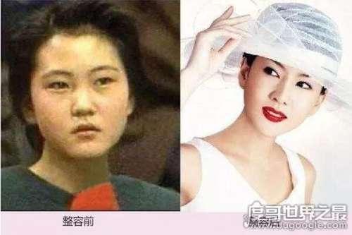 金南珠整容前后对比照片曝光,从路人甲变身气质女王的典范