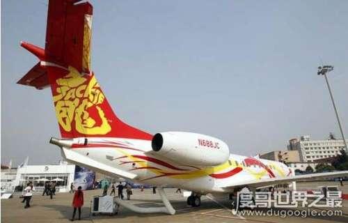 成龙私人飞机用一次50万,又花40亿购第二架飞机