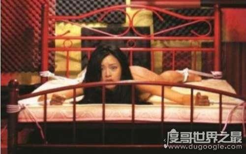 文咏珊裸身剧照香艳诱人,全裸玩捆绑受虐实在太重口味了