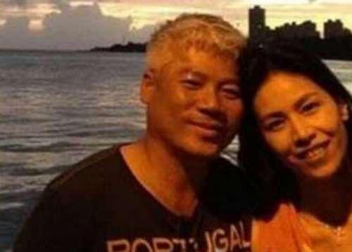 巫启贤老婆台湾模特,彭美君奉子成婚女儿照片