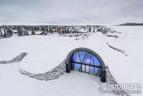 世界上最冷的酒店,瑞典零下37度的冰酒店(感受北极的魅力)