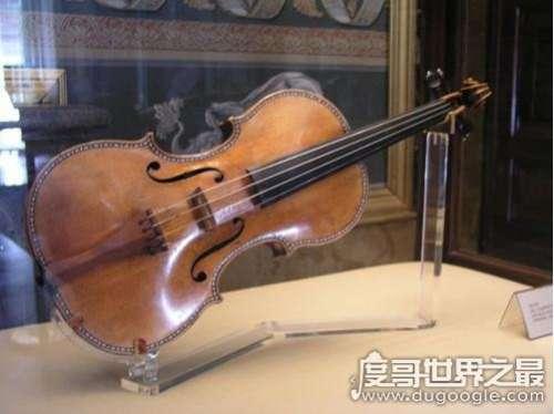 世界上最贵的小提琴,不仅仅是艺术品还是文物(有价无市)