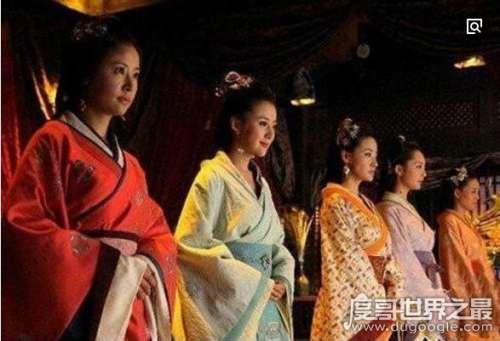 古代女子选妃制度太变态,竟要被太监摸遍全身