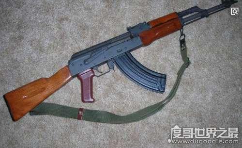 盘点世界十大名枪,中国的95式自动步枪上榜