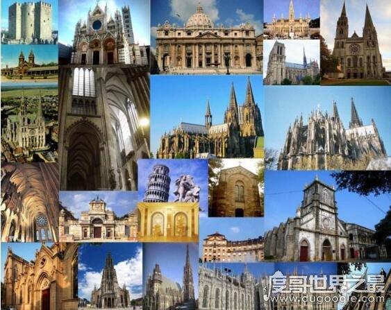 哥特式建筑的代表作是科隆大教堂,被誉为zuì完美的典范
