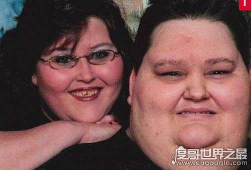 世界上最胖的夫妻,480斤的妻子和650斤的丈夫胖的惊人
