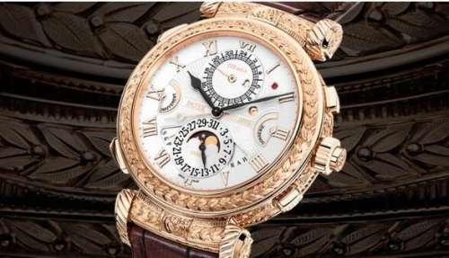 瑞士手表品牌排名大全,百达翡丽手表乃世界十大名表之首