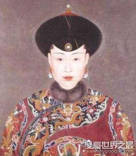 康熙最爱的女人是谁,第一任结发夫妻孝诚仁皇后