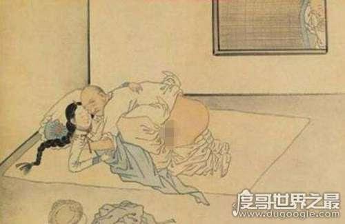 古代春宫图大全,古代日本/印度/韩国春宫图册欣赏(组图)