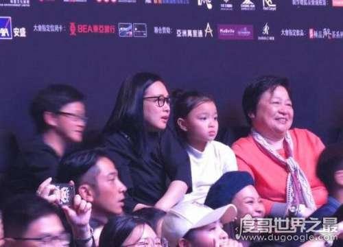 刘德华公开女儿,刘向蕙面容清秀被赞可爱(长得像爸爸)