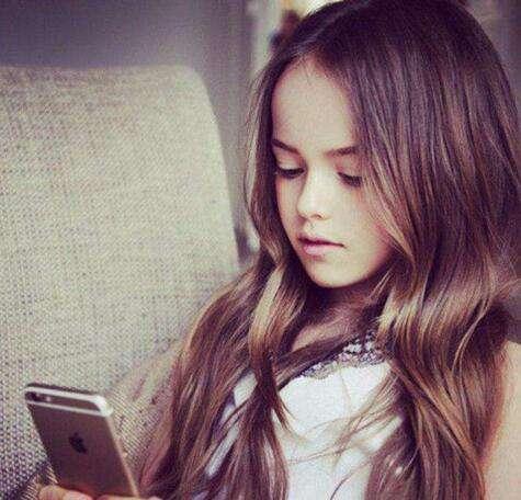 世界第一美少女,克莉丝汀娜(12岁的超美小模特)