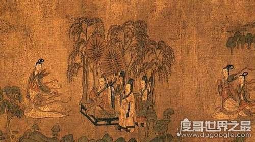中国十大名画是中国美术史的丰碑,华夏文明的巨著