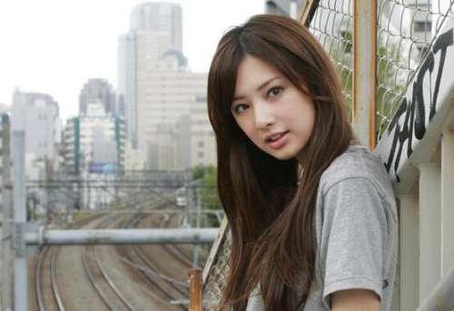 日本最美女星北川景子背景曝光,前日本首相的孙媳妇