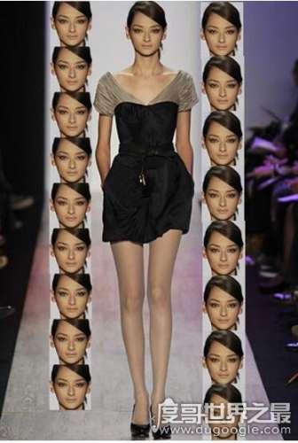 中国十大最性感的九头身美女,吴佩慈其实只有八头