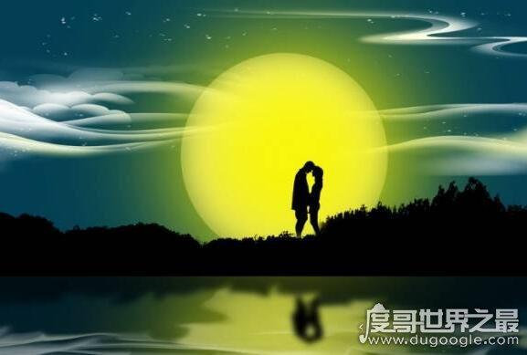 """今晚月色真美什么意思,是日本情话""""我爱你""""的意思"""