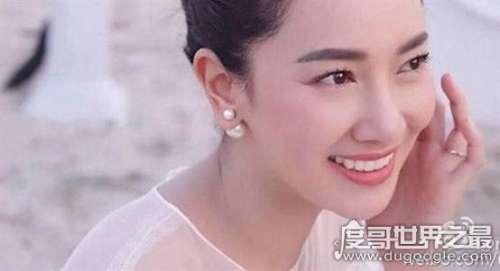 Noon被誉为泰国第一美女更有泰国高圆圆封号