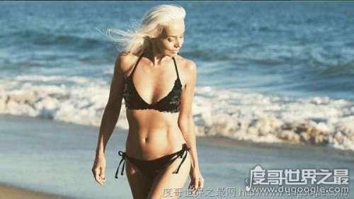 世界上最老的模特,61岁白发魔女Yazemeenah Rossi公开不老秘诀
