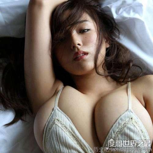 日本6大胸型最美的女星 日本性感美乳女星排行榜