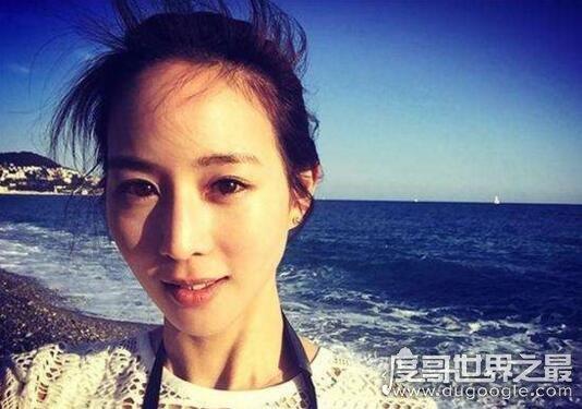 张钧甯怎么读,台湾第一气质美女显赫家庭背景