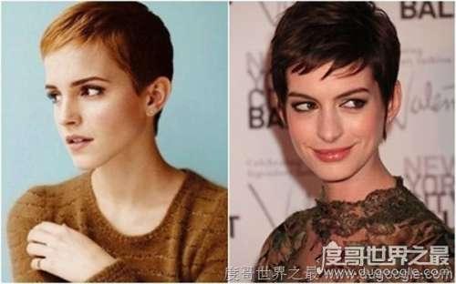 盘点9位超短发中国漂亮女星 剪发后人气再飙高!