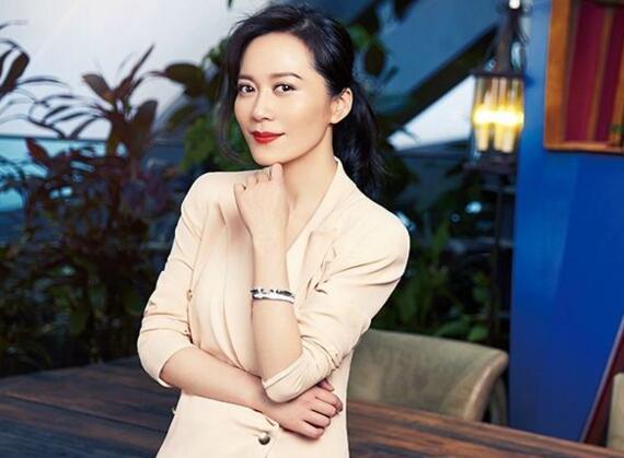 娱乐圈十大气质美女,俞飞鸿简直是惊艳的不老颜