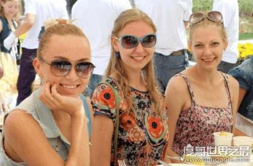 世界上性感美女最多国家,白俄罗斯美女成灾(被禁止流出)
