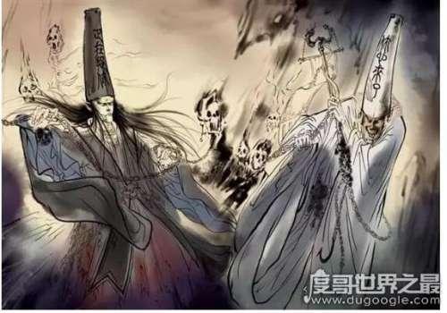 黑白无常的来历简介,两人的兄弟情深感动阎王才被赐予封号