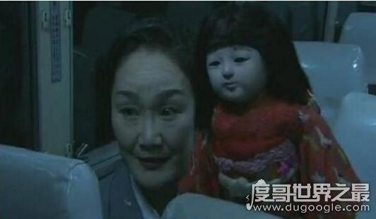 """日本鬼娃娃花子的恐怖传说,厕所中的""""女鬼""""(胆小请绕道)"""