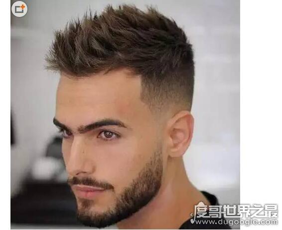 两边剃光的最帅气发型,霸气的发型让你秒变型男