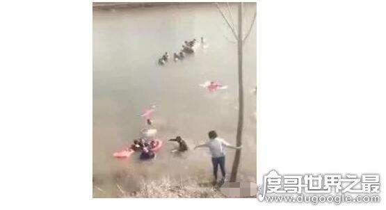 河北多人落水事件6人死亡,游艇经营者也因下去救人被淹死
