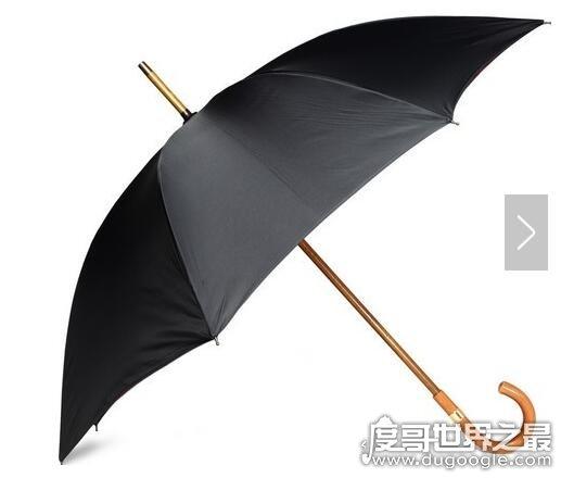 世界上最贵的雨伞,劳斯莱斯雨伞10万一把(你值得拥有)