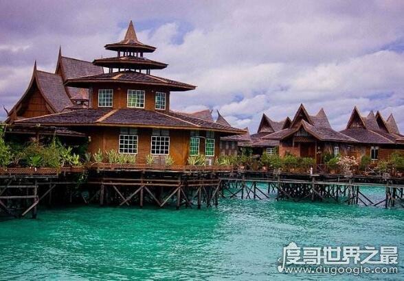 潜水胜地仙本那在哪里,它是马来西亚沙巴州东海岸的一个县