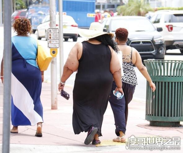 世界上胖子最多的国家,瑙鲁100人中61个是胖子(中国未上榜)