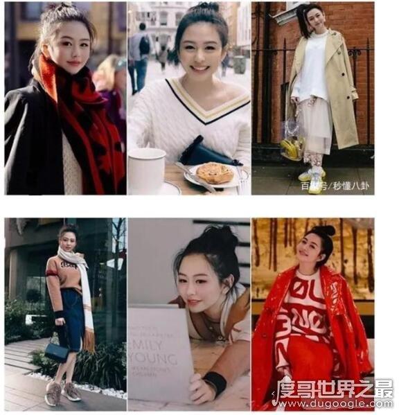 邱淑贞大女儿曝光,20岁的沈月继承妈妈美貌(颜值气质超出众)