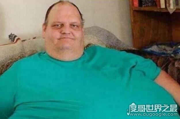 世界上减肥最多的人,保罗·马森减肥600斤(巅峰时重900斤)