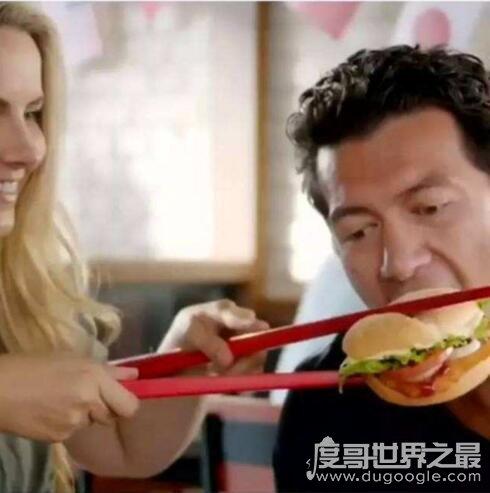 """""""汉堡王""""筷子夹汉堡广告引争议,涉嫌种族歧视(公开致歉)"""