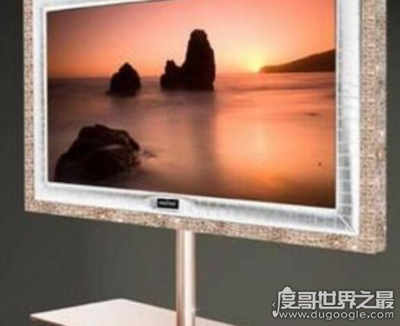 世界上最贵的电视机,价格高达225万美元的超级奢华电视机